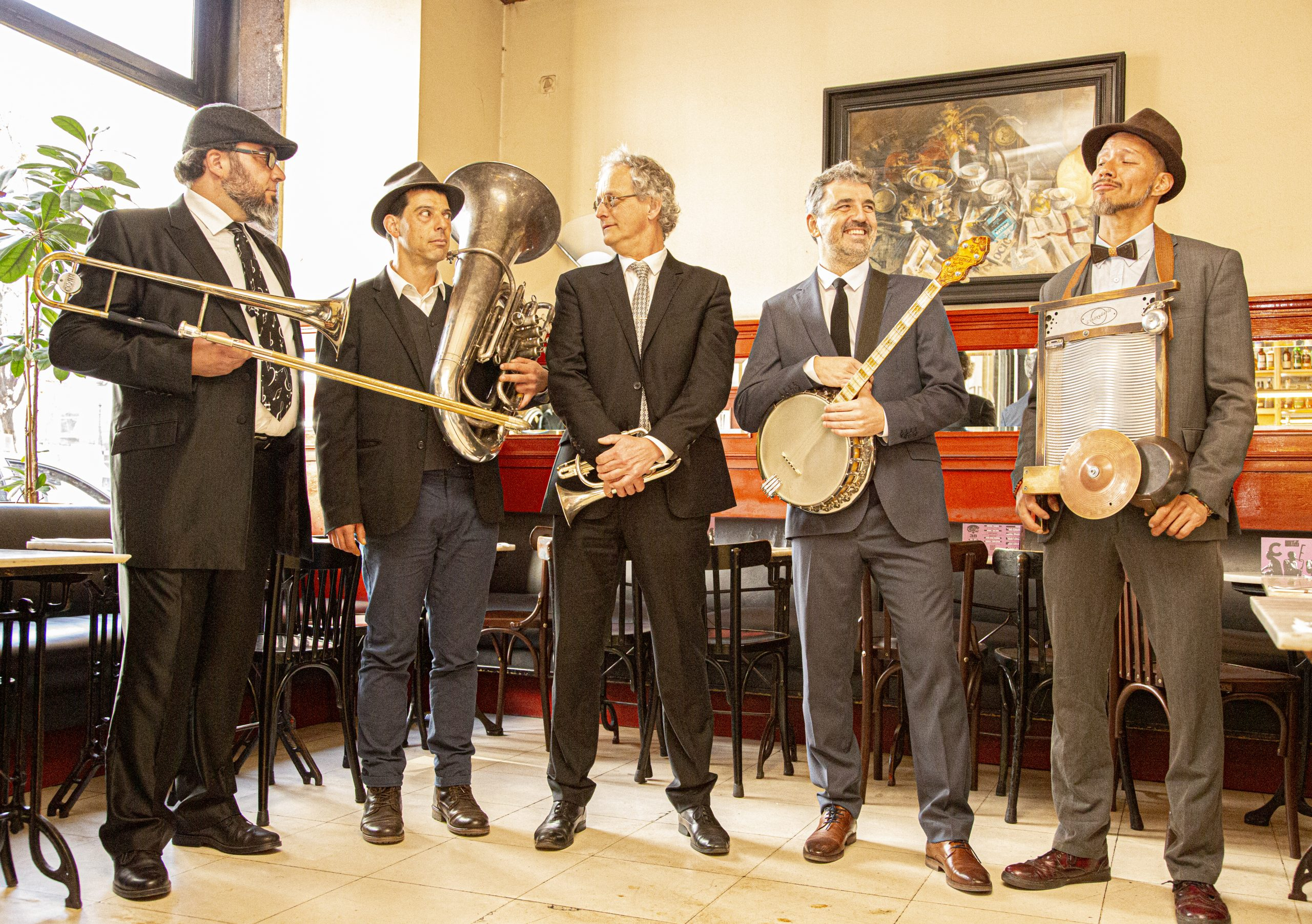 Barba Dixie Band